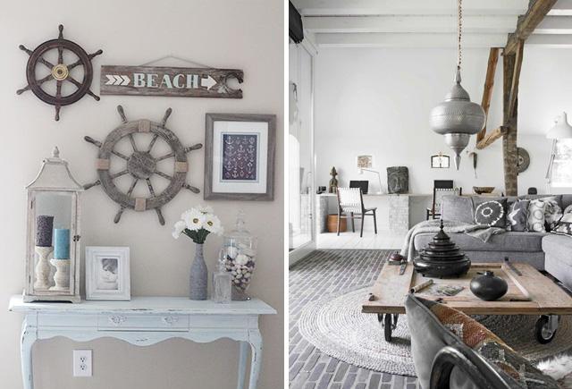 Cinco consejos para decorar el apartamento de vacaciones - Decorar apartamento playa ...