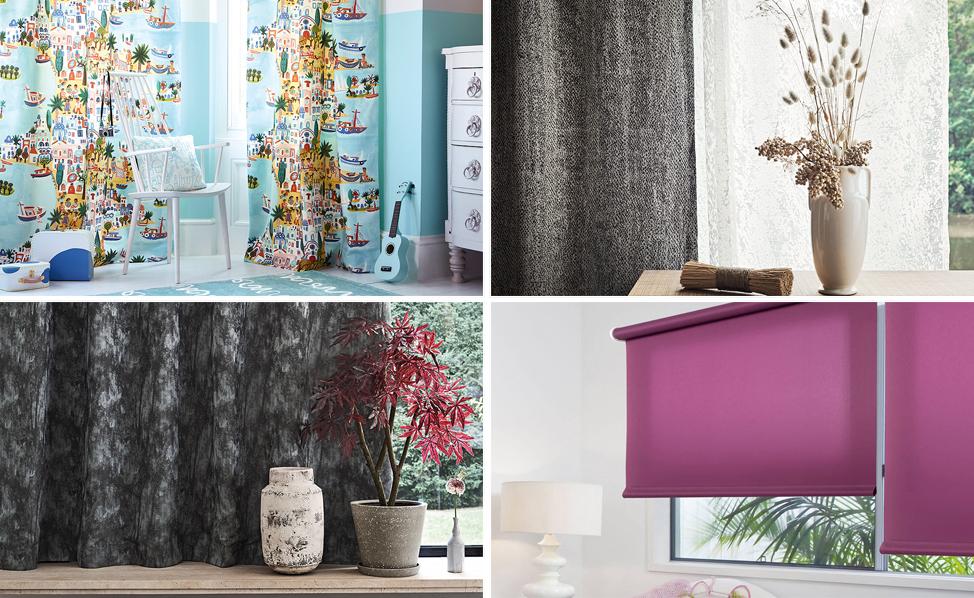 La cortinas crean ambientes y atmósferas
