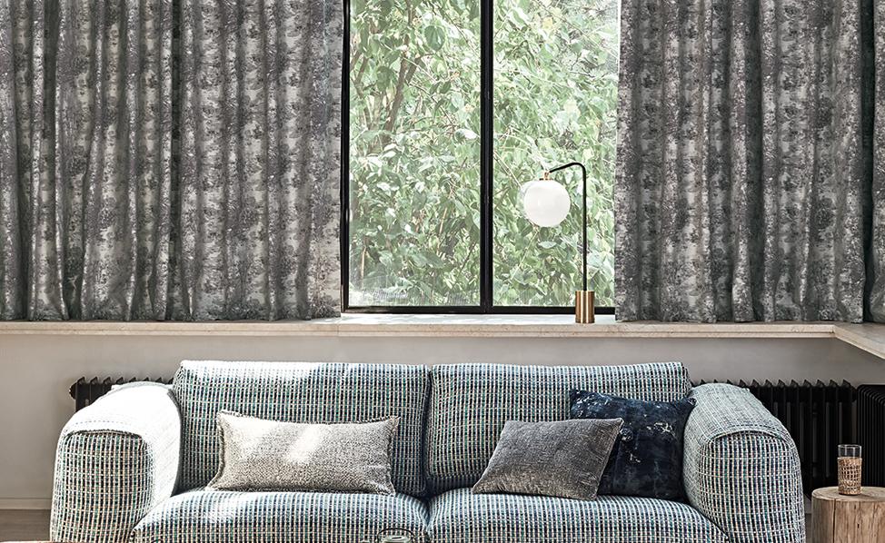 cortinas opacas para filtrar la luz
