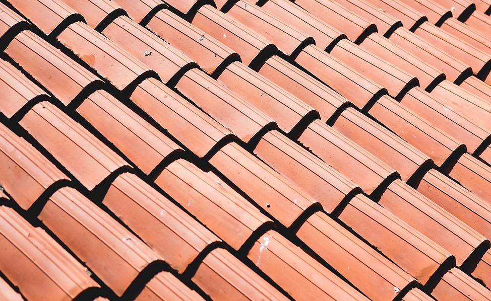 tejado impermeabilizado